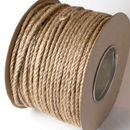 3 ply natural jute bulk reels manufactured and supplied wholesale