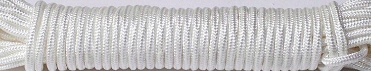 nylon braided cords and string