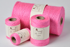 spool and ball of wholesale jute string