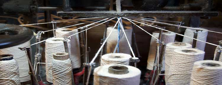 ropes, cord, twines, string UK manufacturing